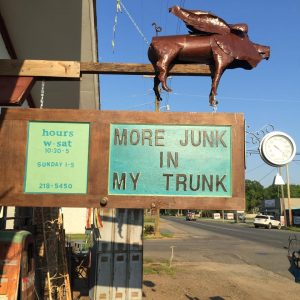 More Junk In My Trunk in Benton Louisiana, Bossier Parish