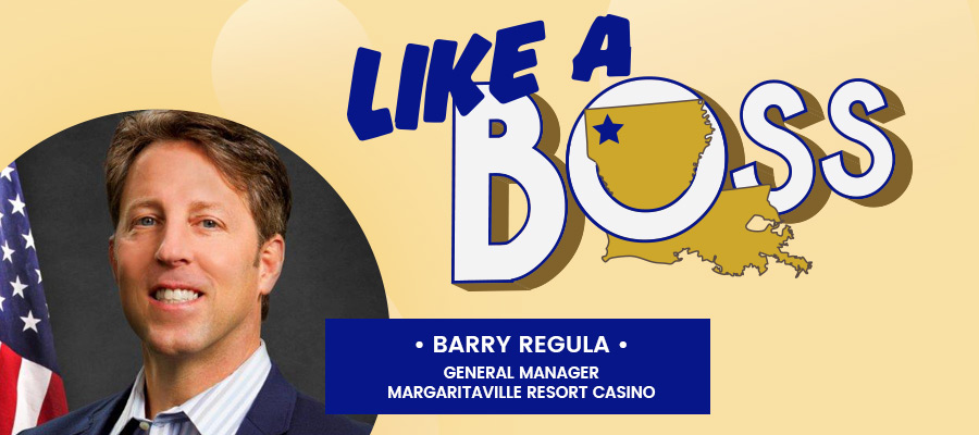 Like A Boss: Barry Regula, Margaritaville Resort Casino