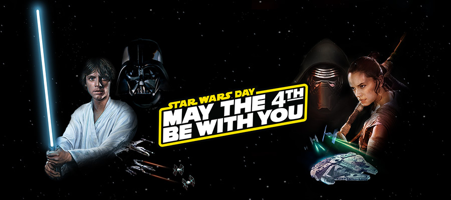May the 4th - Star Wars Events in Bossier City
