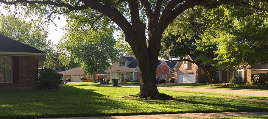 South Bossier Neighborhood