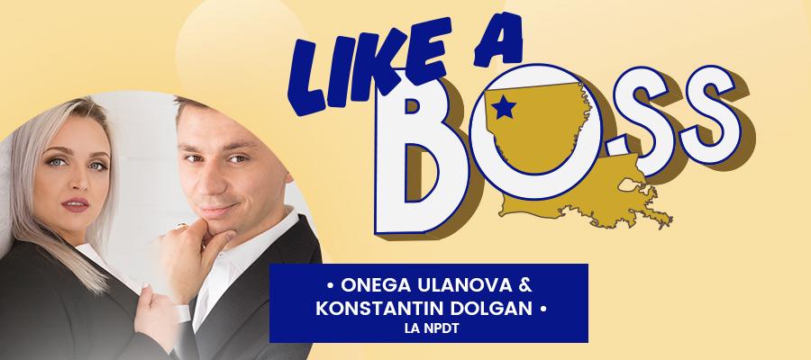 Like A Boss Konstantin Dolgan And Onega Ulanova La New Product Development Team