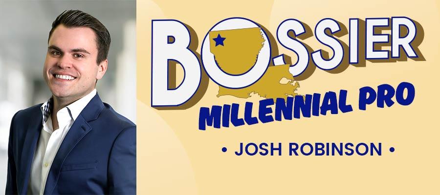 Bossier Millennial Pro Josh Robinson