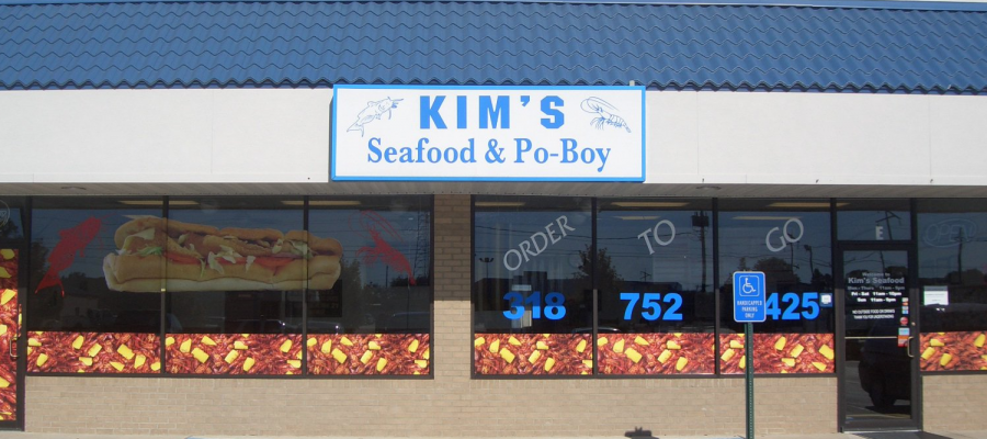 Kim's Seafood in Bossier