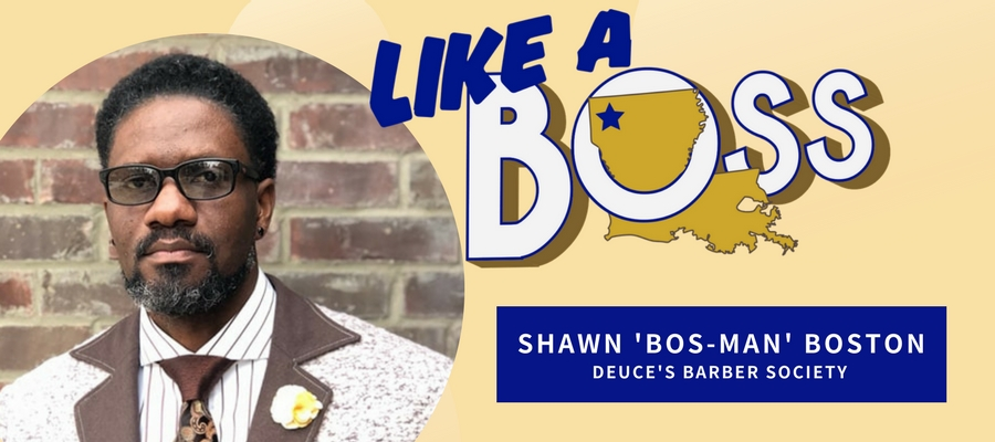 "Like a Boss: Shawn ""Bos-Man"" Boston"