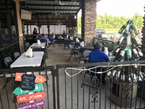 These Restaurants In Bossier City And Parish Have Some Of The Best Patios