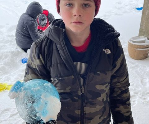 Snowpocalypse brought Bossier families together