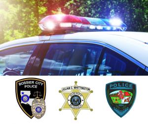 Bossier Parish Sheriff's Office   Bossier City Police   Haughton Police Department