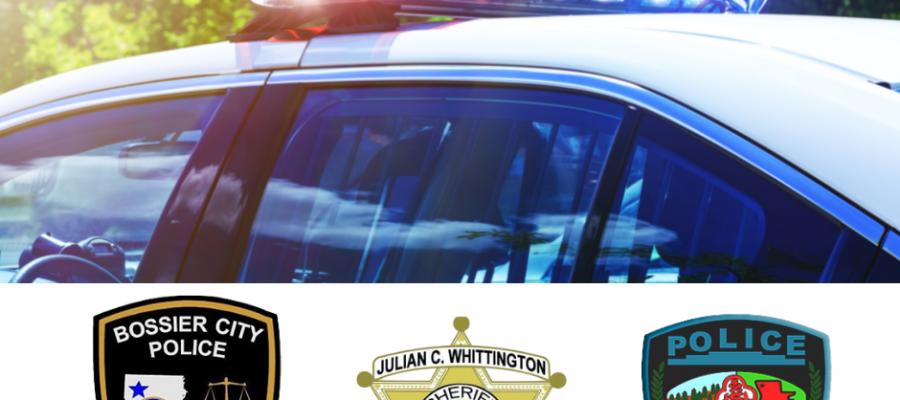 Bossier Parish Sheriff's Office | Bossier City Police | Haughton Police Department
